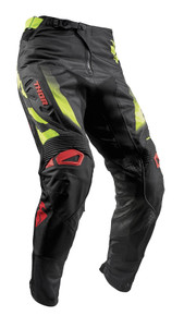 2018 Thor Fuse Pant Rampant Lime/Red