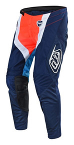 2018 Troy Lee Designs TLD SE Pant Squadra Navy/Orange