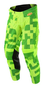 2018 Troy Lee Designs TLD GP Pant Maze Flo Yellow/Green
