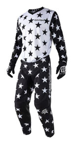 2018 Troy Lee Designs TLD GP Combo Starburst White/Black