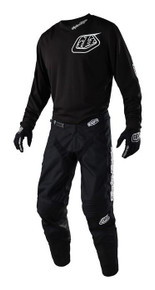 2018 Troy Lee Designs TLD Youth GP Combo Mono Black