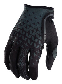 2018 Troy Lee Designs TLD XC Gloves Megaburst Black/Grey