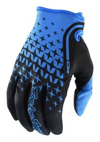 2018 Troy Lee Designs TLD XC Gloves Megaburst Blue/Black