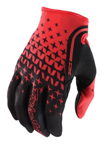 2018 Troy Lee Designs TLD XC Gloves Megaburst Red/Black