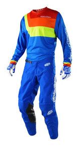 2018 Troy Lee Designs TLD Youth GP Combo Prisma Blue