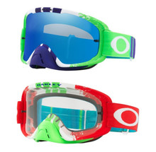 Oakley O Frame 2.0 Pinned Race MX Goggles