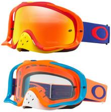 Oakley Crowbar Flo MX Goggles