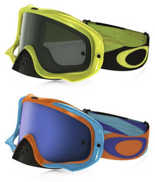 Oakley Crowbar Heritage Racer MX Goggles