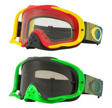 Oakley Crowbar Shockwave MX Goggles