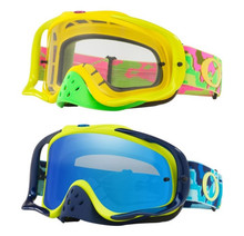 Oakley Crowbar Thermo Camo MX Goggles