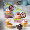 "Cupcake Lip Gloss Favors with ""For You"" Tag"