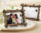 Tree Branch Place Card or Photo Holder