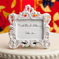 Baroque Place Card Holder or Frame Favor