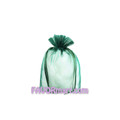 4 x 5.5 Solid Color Sheer Organza Bags - 10pcs