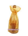 6 x 14 Solid Color Sheer Organza Bags - 10pcs