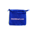 3 x 3 Velour Pouch - 10 pcs