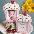 Cupcake Place Card Holder or Picture Frame