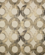 """Absolute Driftwood M9425 by Barrow Industries Fabric 13CL04 Family Living Neutral Patterns 63% POLYESTER (F) 24% RAYON (S) 13% COTTON China - H: 13-1/2"""" V: 19-1/8"""" 73 inches minimum (See sample for specs) - Fabric Carolina - Barrow Industries"""