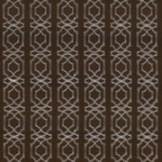Abacot Chocolate by Kasmir Fabric 5068 100% Polyester Embroidery Contents 100% Polyester CHINA Not Tested H: 3 4/8 inches, V:3 6/8 inches 57 - 58 - Fabric Carolina - Kasmir