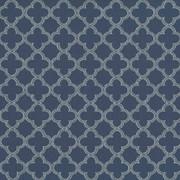 Abberley Trellis Cadet by Kasmir Fabric 1441 67% Rayon 33% Polyester CHINA 18,000 Wyzenbeek Double Rubs H: 1 4/8 inches, V:1 4/8 inches 54 - Fabric Carolina - Kasmir