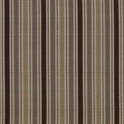 Abbot Stripe Coffee by Kasmir Fabric 5068 56% Cotton 44% Polyester TAIWAN 30,000 Wyzenbeek Double Rubs H: 6 7/8 inches, V:N/A 54 - 55 - Fabric Carolina - Kasmir