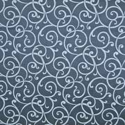 Aldenham Navy by Kasmir Fabric 1382 58% Cotton 42% Polyester TAIWAN 30,000 Wyzenbeek Double Rubs H: 13 4/8 inches, V:13 4/8 inches 54 - 55 - Fabric Carolina - Kasmir