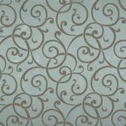 Aldenham Seaspray by Kasmir Fabric 1382 58% Cotton 42% Polyester TAIWAN 30,000 Wyzenbeek Double Rubs H: 13 4/8 inches, V:13 4/8 inches 54 - 55 - Fabric Carolina - Kasmir