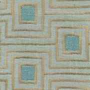 Amazed Misty Blue by Kasmir Fabric 1388 66% Rayon 34% Linen CHINA 6,000 Wyzenbeek Double Rubs H: 3 4/8 inches, V:5 6/8 inches 55 - Fabric Carolina - Kasmir
