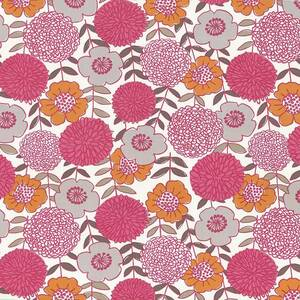 Arcodoro Papaya by Kasmir Fabric 5063 100% Cotton CHINA 15,000 Wyzenbeek Double Rubs H: 27 inches, V:25 2/8 inches 54 - Fabric Carolina - Kasmir