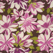 Bossa Nova Fuchsia by Kasmir Fabric 1367 55% Rayon 45% Linen CHINA 6,000 Wyzenbeek Double Rubs H: 54 inches, V:36 inches 54 - 57 - Fabric Carolina - Kasmir