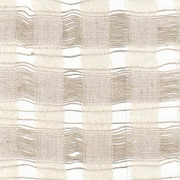 Casa Belle Natural by Kasmir Fabric 5012 100% Linen INDIA Not Tested H: 1 1/8 inches, V:1 1/8 inches 54 - 55 - Fabric Carolina - Kasmir