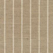Clifton Stripe Linen by Kasmir Fabric 5012 67% Linen 33% Cotton INDIA Not Tested H: 5/8 inches, V:N/A 54 - 55 - Fabric Carolina - Kasmir