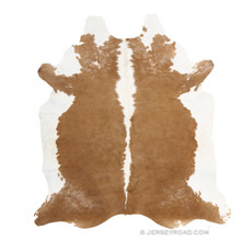 Hereford Beige & White Cowhide Rug