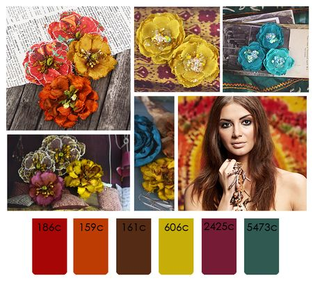 Creative Color Inspiration What Inspires You Expressions Bracelets