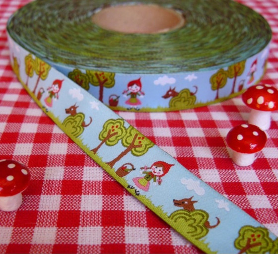 Little Red: Farbenmix Ribbon