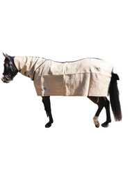 Muster Jute Combo Horse Rug Fully Bound