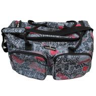 Funky Printed Unicorn Horse Gear Bag / Sports Gear Bag / Overnight Bag
