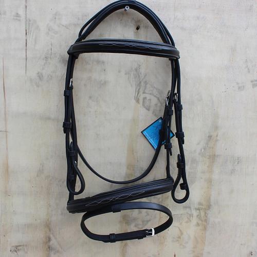 Premium Leather Flash Bridles