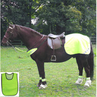 Unicorn Horse Rider Safety Set