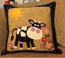 Clover Pillow Pattern