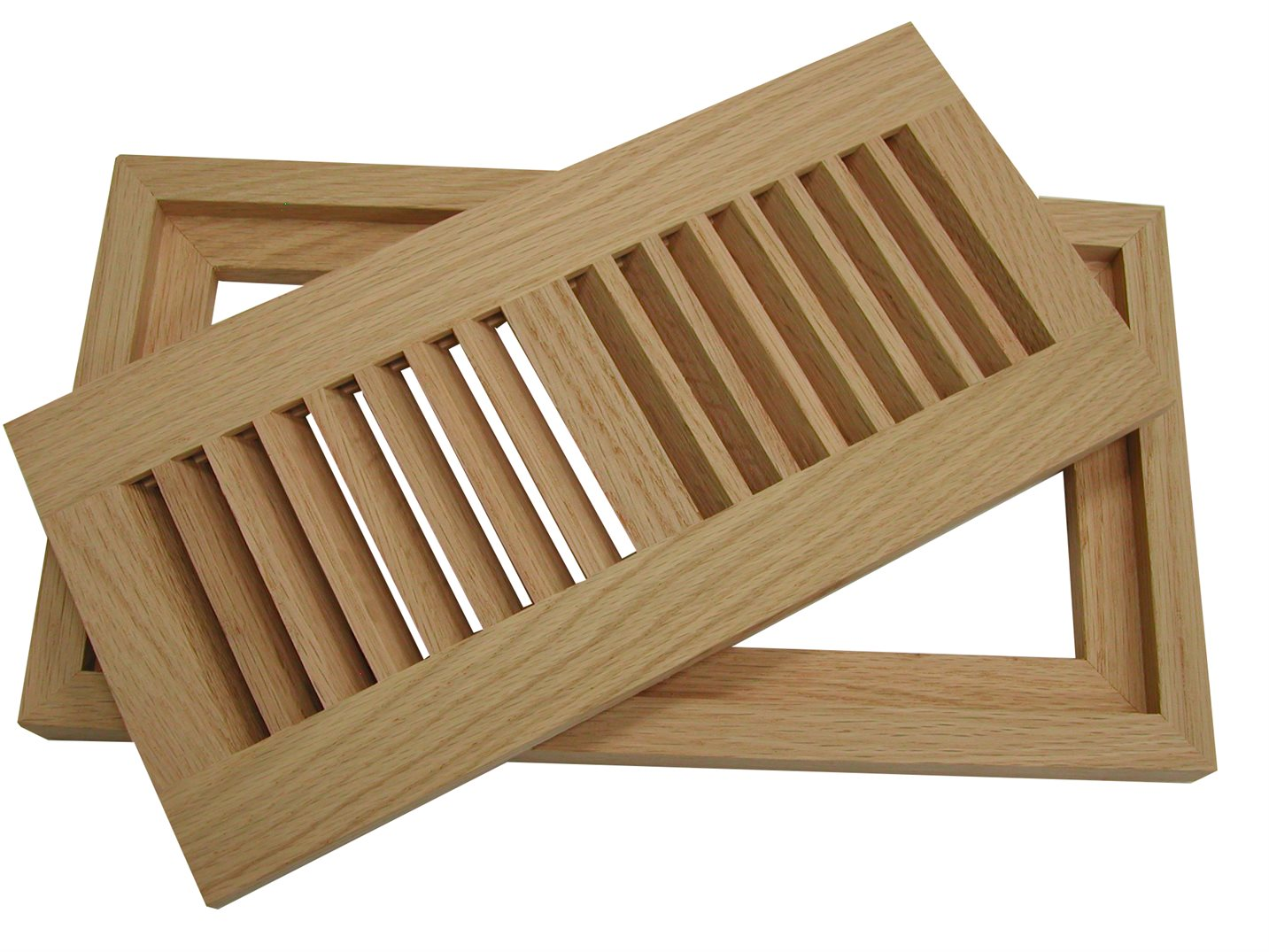 Wood Registers and Returns