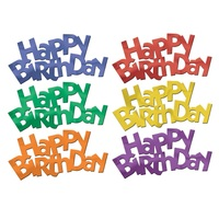 JUMBO HAPPY BIRTHDAY FANCI-FETTI