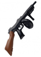 Inflatable revolver