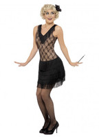 WOMENS FLAPPER COSTUME ALL THAT JAZZ