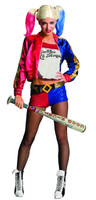 Harley quinn inflatable bat