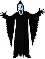 RUBIES SMILEY THE GHOST MENS GHOST COSTUME