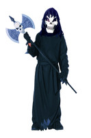 Boys scary skeleton Halloween costume