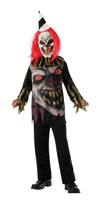 Rubies freako the clown scary clown costume australia