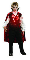 Boys light up vampire costume