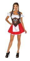 womens sexy Oktoberfest dress